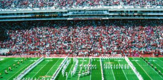 University of Arkansas band