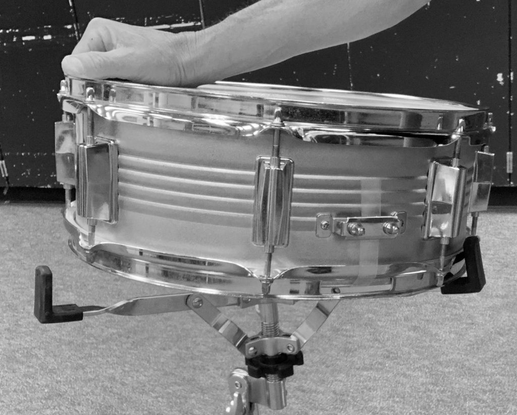 Snare on Stand