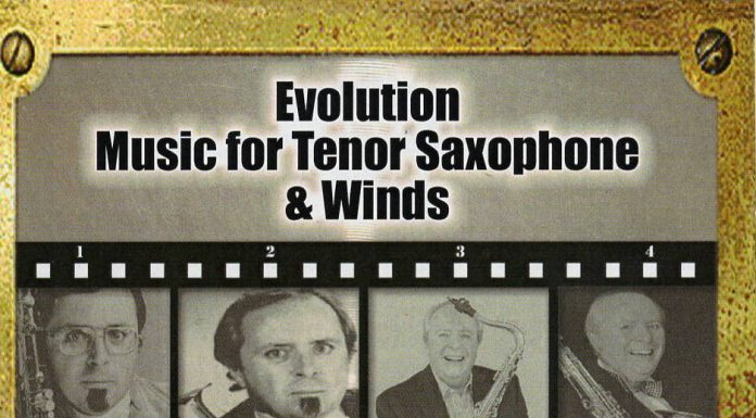 Music for Tenor Cover