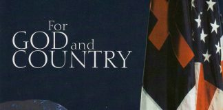 For God and Country Cover