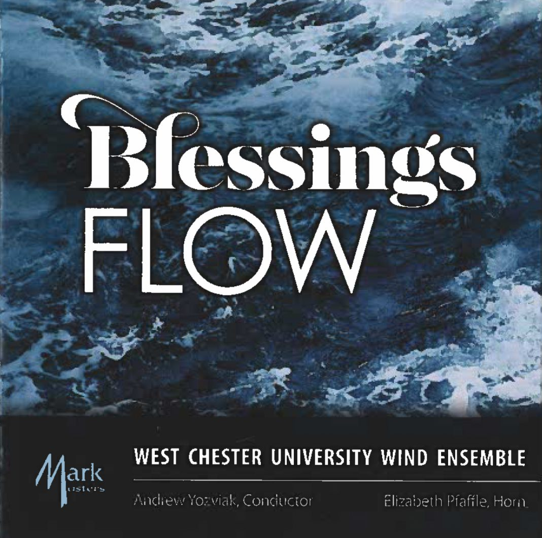 Blessings Flow Cover