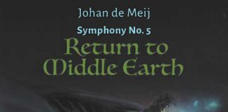 Return to Middle Earth Cover