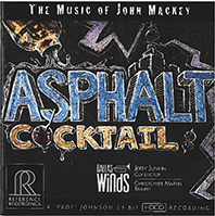 Asphalt Cocktail Cover
