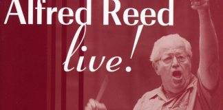 Alfred Reed Live