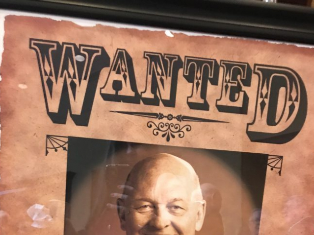 Wanted - Lowell Graham